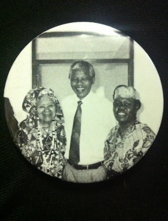 Queen Mother Moor - Nelson Mandela - Queen Mother Blakely