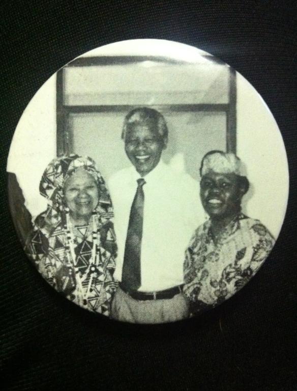 Queen Mother Moor - Nelson Mandela - Queen Mother Blakely