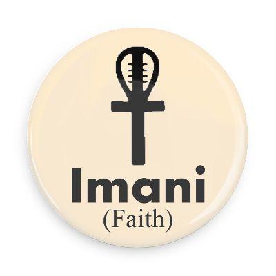 Imani = Faith